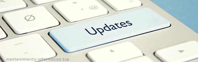 actualizacion del sistema operativo